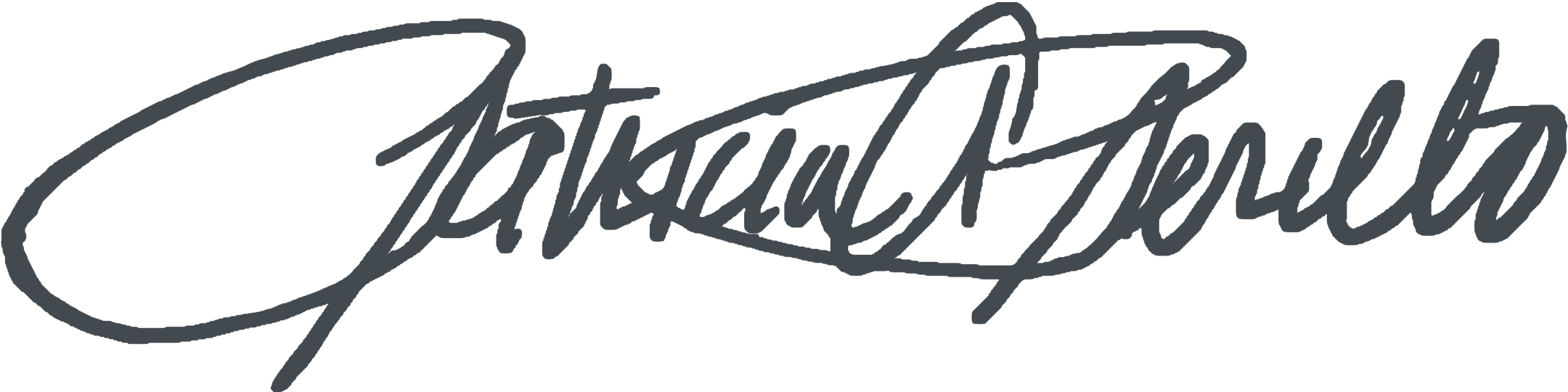 Patty Perillo Signature